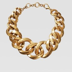 Zara limited edition necklace, campaign collection